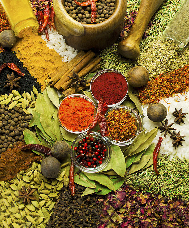 Add spices, add flavour, improve nutrition - The Ayurveda