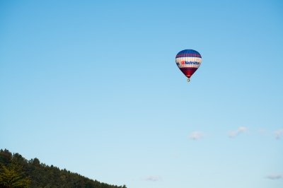 travel hot air balloon